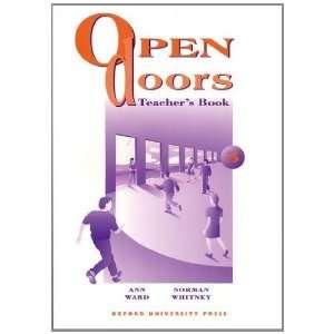 Open Doors: Teachers Book Level 3: Norman Whitney, Ann Ward