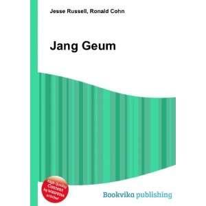 Jang Geum Ronald Cohn Jesse Russell Books