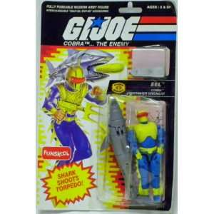 EEL GI Joe Action Figure by Funskool