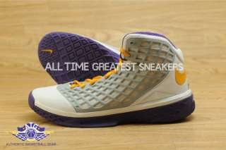 NIKE ZOOM KOBE III LAKERS LIMITED EDITION Size 11