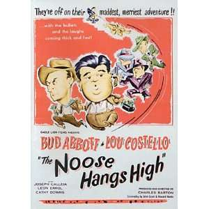 The Noose Hangs High: Bud Abbott, Lou Costello, Charles