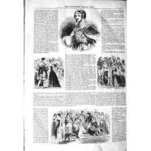 1842 ROYAL HIGHNESS PRINCE ALBERT QUEEN ROYAL FAMILY: Home