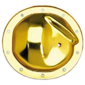 Moroso 85290 Gold 10 Bolt Rear End Cover for GM Automotive