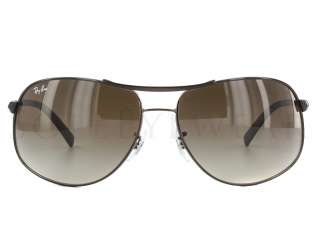 ... Rayban RB 3387 014 13 64 3N Brown   Brown Gradient Sunglasses ... c4a0c7ed5d