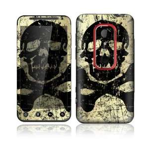 Graffiti Skull and Bones Design Decorative Skin Cover