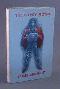 THE GYPSY MOTHS James Drought 1964 Airborne Paratroopers Show Biz Copy
