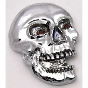 Grinning Skull Gas Cap Cover