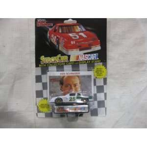 NASCAR #25 Ken Schrader Goodyear Racing Team Stock Car