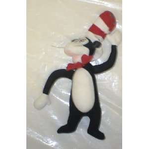 Dr Suess Cat in the Hat 6 Plush Doll Toys & Games