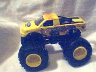 Hot Wheels Monster Jam Monster Truck ~ FULL BOAR