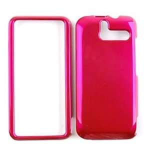 HTC Arrive Honey Hot Pink Hard Case,Cover,Faceplate,SnapOn