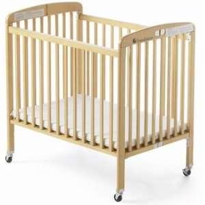 HideAway Compact Folding Crib Baby