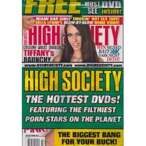 High Society Magazine October 2011: HIGH SOCIETY MAGAZINE: Books