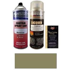 12.5 Oz. Dark Beige Metallic Spray Can Paint Kit for 1989 Honda Accord