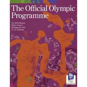 programme The XVII Olympic winter games lillehammer 1994 Books