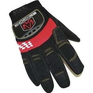 Crew Premium Logo Series Gloves   Dodge Logo, Medium, Model# PC 031