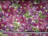 12 Block Log Cabin Pre cut Quilt kit Michael Miller Purple Fairy