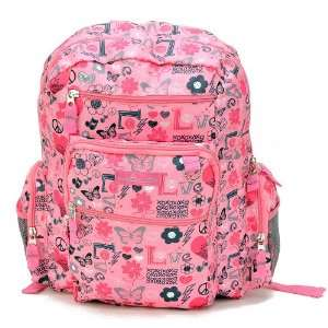 Multi Usage Backpack and Hello Kitty Toothbrush Set Toys & Games