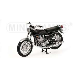 Diecast Model Motorcycle in 1:12 Scale by Minichamps: Toys & Games