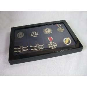 Military Medal Display Case: Home & Kitchen