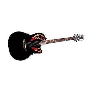 Standard Elite Black w/ hsc Musical Instruments