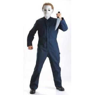 Michael Myers Jumpsuit Boys Costume, Large (11/14) Paper Magic Group