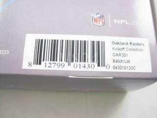 NFL Oakland RAIDERS Bib Bottle Pacifier Baby Gift