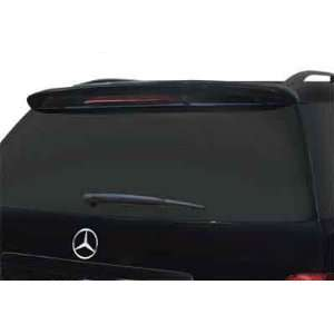 Mercedes Benz 2006 2009 Ml Factory Style Spoiler