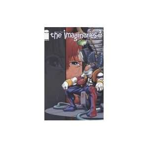 The Imaginaries Issue 2 Cover A (Image): Mike S. Miller