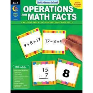 Operations and Math Facts gr 2 Toys & Games