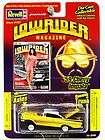 Lowrider magazine March 1998, 64 Impala Orange Nightmare poster