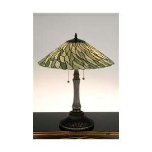 Stained Glass / Tiffany Table Lamp from the Jad