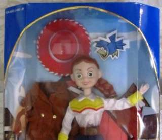 TOY STORY 2 JESSIE the COWGIRL RARE Classic Collection Disneyland NIB
