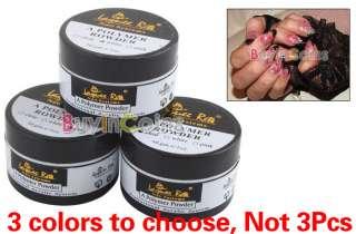 New 30g Acrylic Crystal Polymer Powder for Nail Art Gift