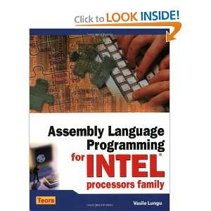 for Intel Processors Family (9781594960369) Vasile Lungu Books