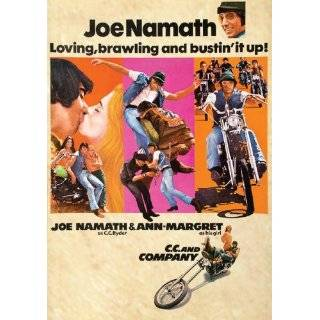 C.C. & Company: Joe Namath, Ann Margret, William Smith