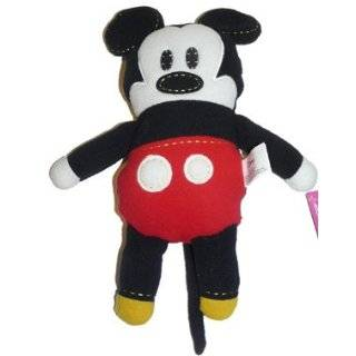 Disney Mickey Mouse 12 Pook a Looz Plush Doll Toys & Games