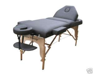 77 Long 4 Pad Reiki Portable Massage Table Tattoo Bed