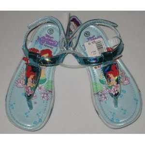 Disney The Little Mermaid Princess Ariel Light up Sandals