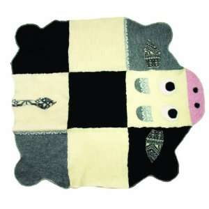 Cate And Levi Babyblanket Cow Toys & Games