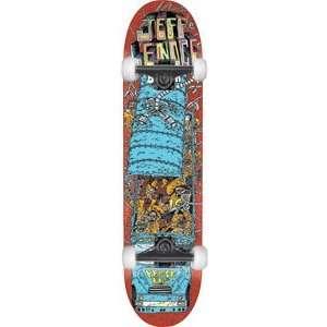 Baker Lenoce Super Jack Complete Skateboard   8.19 w