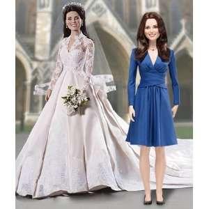 Kate Middleton Royal Wedding & Engagement Vinyl Portrait