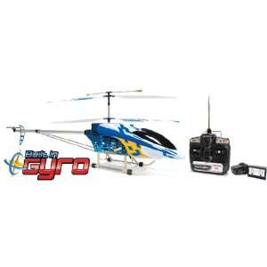 5CH RTF RC Helicopter (Worlds Largest Gyro Helicopter) Toys & Games