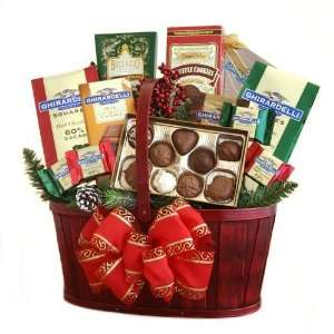 Basket   Valentines Day Gift Idea  Grocery & Gourmet Food
