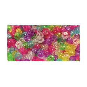 American Classics Mini Barrel Pony Beads 6mmX4mm 300/Pkg