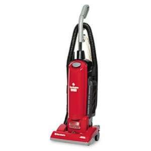 True HEPA Upright Commercial Vacuum, Red (Case of 2)