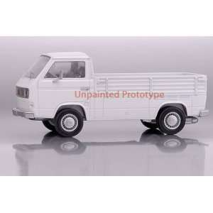 VW T3 Pickup Truck Red 143 Diecast Model Toys & Games