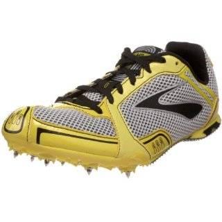Brooks Mens PR Sprint Track Spike Shoe Shoes
