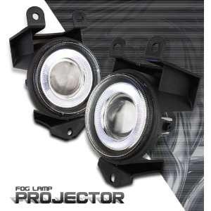 Gmc 2001 2006 Yukon Denali Halo Projector Fog Light Kit