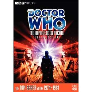 Doctor Who The Armageddon Factor (Story 103, The Key to